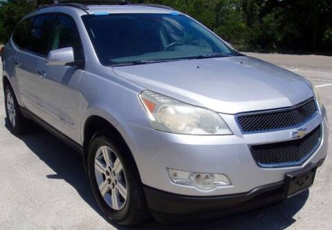 2009 Chevrolet Traverse for sale at Coleman Auto Group in Austin TX