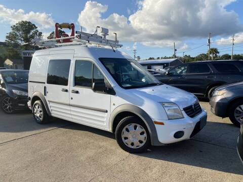 2013 Ford Transit Connect for sale at Direct Auto in D'Iberville MS