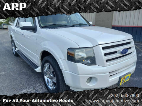 2009 Ford Expedition EL for sale at ARP in Waukesha WI