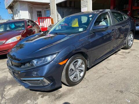 2019 Honda Civic for sale at White River Auto Sales in New Rochelle NY