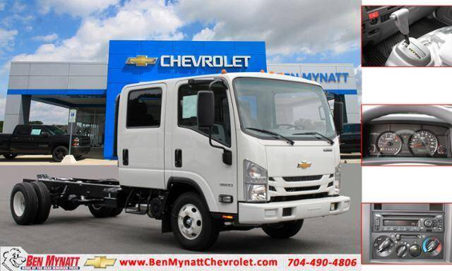 2021 Chevrolet 3500 LCF for sale in Concord, NC