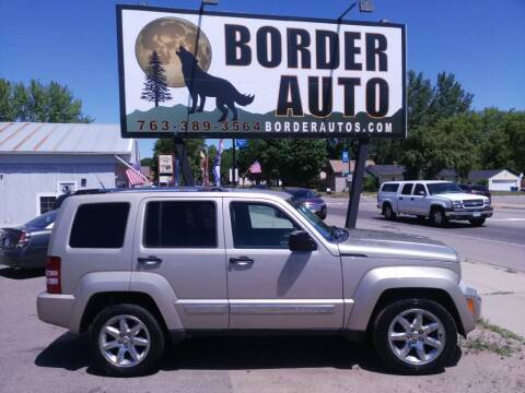 2011 Jeep Liberty for sale at Border Auto of Princeton in Princeton MN