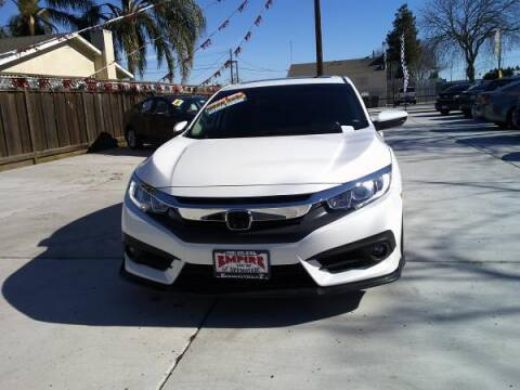 2017 Honda Civic for sale at Empire Auto Sales in Modesto CA