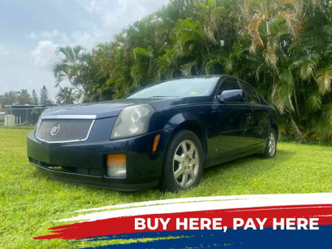 2006 Cadillac CTS for sale at Mid City Motors Auto Sales - Mid City North in N Fort Myers FL