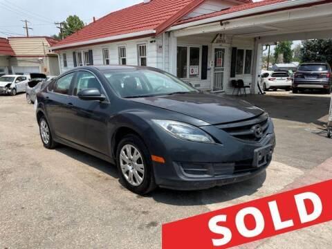 2013 Mazda MAZDA6 for sale at ELITE MOTOR CARS OF MIAMI in Miami FL