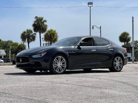 2015 Maserati Ghibli for sale at Auto Direct of South Broward in Miramar FL