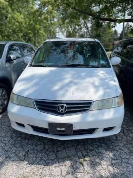 2004 Honda Odyssey for sale at Certified Motors in Bear DE