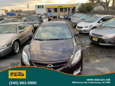 2010 Mazda MAZDA6 for sale at Mix Cars in Fredericksburg VA
