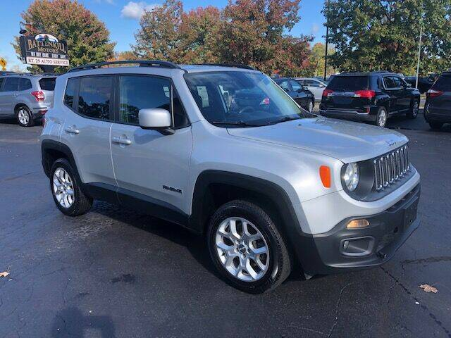 2015 Jeep Renegade for sale at BATTENKILL MOTORS in Greenwich NY