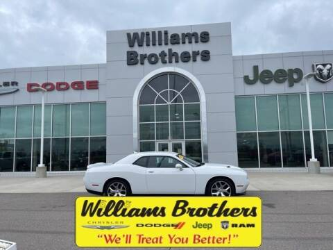 2016 Dodge Challenger for sale at Williams Brothers - Pre-Owned Monroe in Monroe MI
