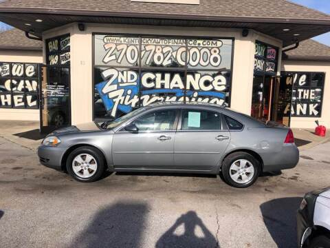 2007 Chevrolet Impala for sale at Kentucky Auto Sales & Finance in Bowling Green KY