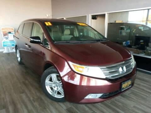 2011 Honda Odyssey for sale at Golden State Auto Inc. in Rancho Cordova CA