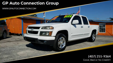 2009 Chevrolet Colorado for sale at GP Auto Connection Group in Haines City FL