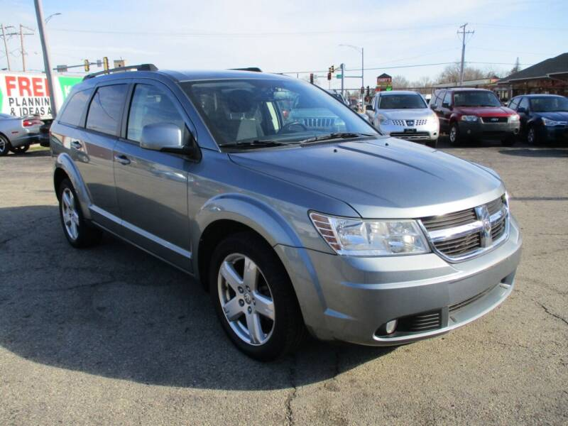 2010 Dodge Journey for sale at RJ Motors in Plano IL