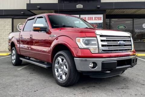 2013 Ford F-150 for sale at Michaels Auto Plaza in East Greenbush NY