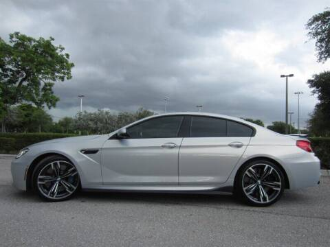 2014 BMW M6 for sale at Auto Sport Group in Delray Beach FL