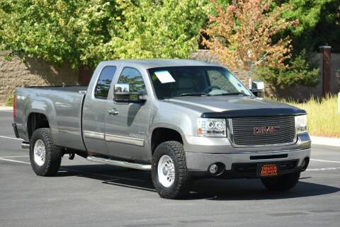 2007 GMC Sierra 2500HD for sale at Sac Truck Depot in Sacramento CA