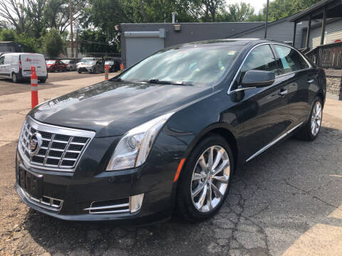 2013 Cadillac XTS for sale at Champs Auto Sales in Detroit MI