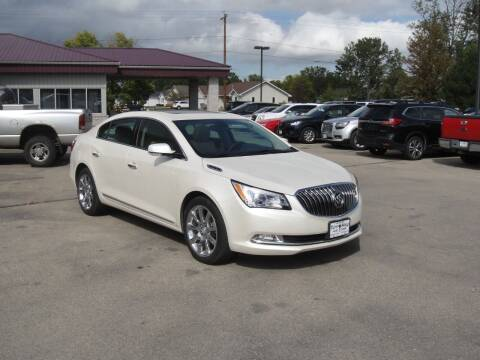 2014 Buick LaCrosse for sale at Turn Key Auto in Oshkosh WI