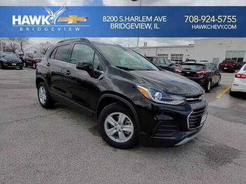 2020 Chevrolet Trax for sale at Hawk Chevrolet of Bridgeview in Bridgeview IL