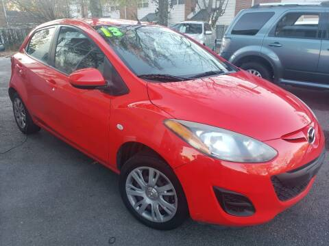 2013 Mazda MAZDA2 for sale at Dad's Auto Sales in Newport News VA