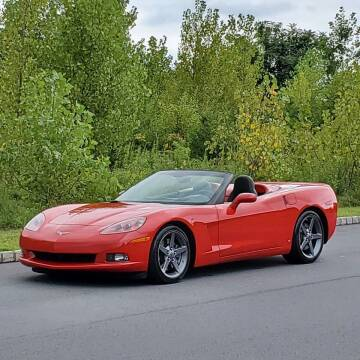 2008 Chevrolet Corvette for sale at R & R AUTO SALES in Poughkeepsie NY