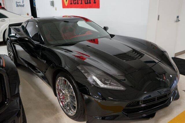 2016 Chevrolet Corvette for sale at Team One Motorcars, LLC in Marietta GA