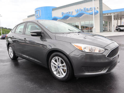 2017 Ford Focus for sale at RUSTY WALLACE HONDA in Knoxville TN