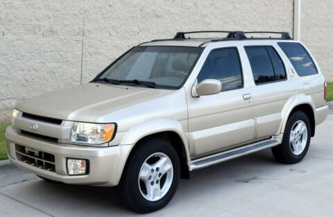 2001 Infiniti QX4 for sale at Raleigh Auto Inc. in Raleigh NC
