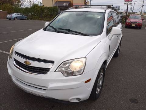 2014 Chevrolet Captiva Sport for sale at MAGIC AUTO SALES in Little Ferry NJ