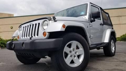 2007 Jeep Wrangler for sale at Ultimate Motors in Port Monmouth NJ