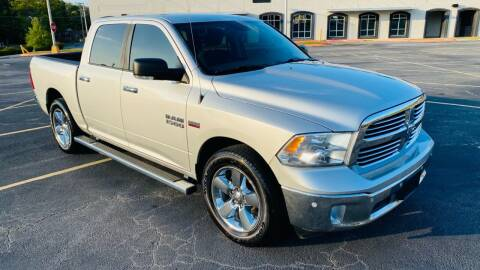 2016 RAM Ram Pickup 1500 for sale at H & B Auto in Fayetteville AR