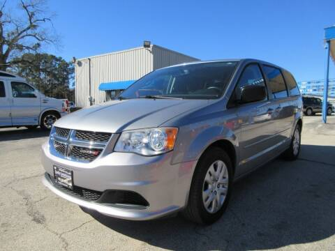 2014 Dodge Grand Caravan for sale at Quality Investments in Tyler TX