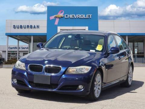 2011 BMW 3 Series for sale at Suburban Chevrolet of Ann Arbor in Ann Arbor MI