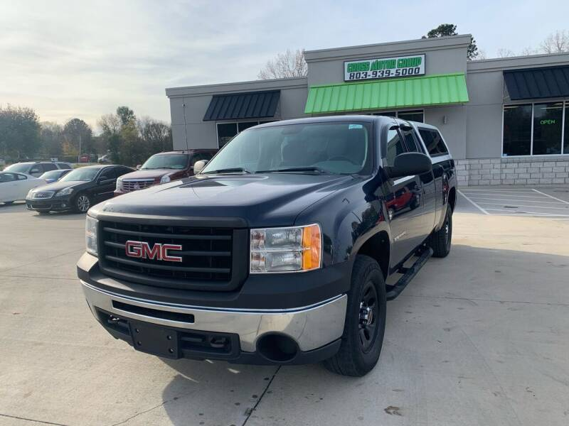 2012 GMC Sierra 1500 for sale at Cross Motor Group in Rock Hill SC