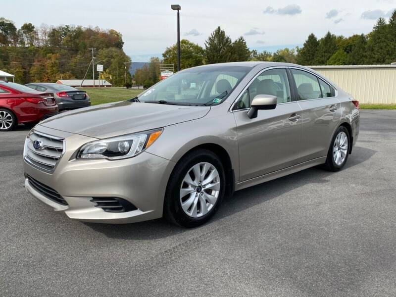 2016 Subaru Legacy for sale at Alexandria Auto Mart LLC in Alexandria PA
