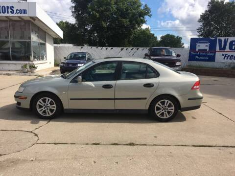 2005 Saab 9-3 for sale at Velp Avenue Motors LLC in Green Bay WI