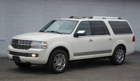 2007 Lincoln Navigator L for sale at Kohmann Motors & Mowers in Minerva OH