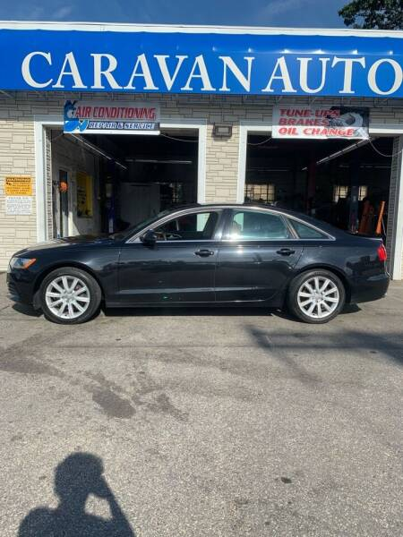 2013 Audi A6 for sale at Caravan Auto in Cranston RI