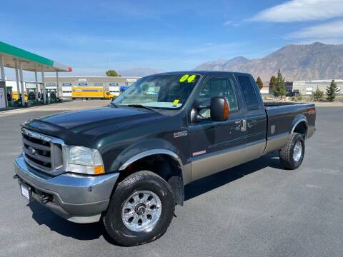 2004 Ford F-250 Super Duty for sale at Evolution Auto Sales LLC in Springville UT