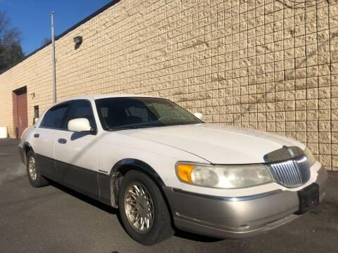 1999 Lincoln Town Car for sale at Z Motorz Company in Philadelphia PA