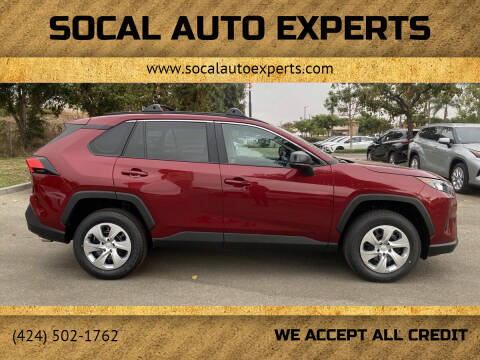 2021 Toyota RAV4 for sale at SoCal Auto Experts in Culver City CA