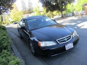 2000 Acura TL for sale at Inspec Auto in San Jose CA