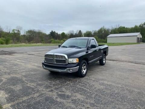 2002 Dodge Ram Pickup 1500 for sale at Caruzin Motors in Flint MI