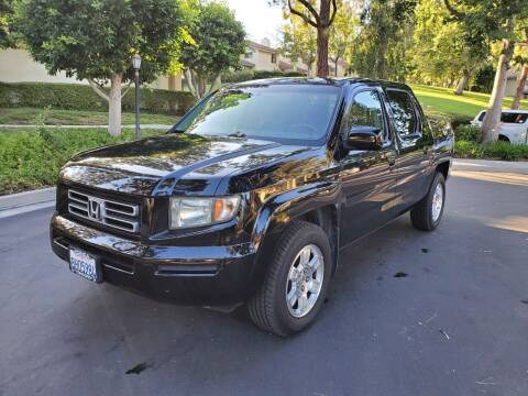 2008 Honda Ridgeline for sale at E MOTORCARS in Fullerton CA