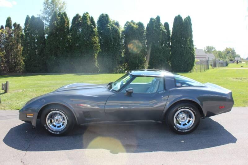 1981 Chevrolet Corvette for sale in Washington, MI
