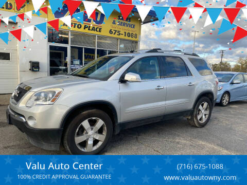 2011 GMC Acadia for sale at Valu Auto Center in West Seneca NY