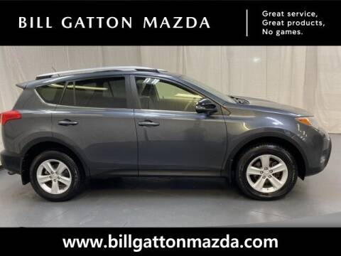 2013 Toyota RAV4 for sale at Bill Gatton Used Cars - BILL GATTON ACURA MAZDA in Johnson City TN