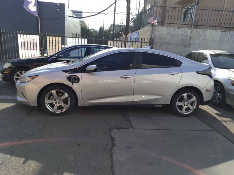 2018 Chevrolet Volt for sale at Western Motors Inc in Los Angeles CA