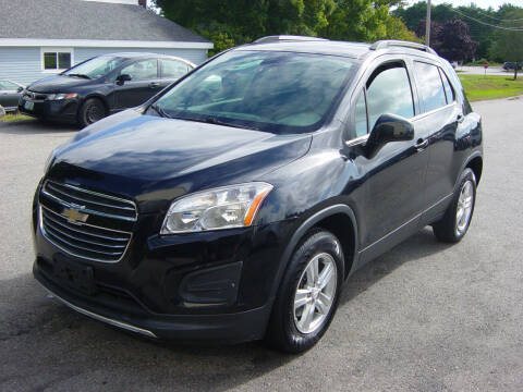 2016 Chevrolet Trax for sale at North South Motorcars in Seabrook NH
